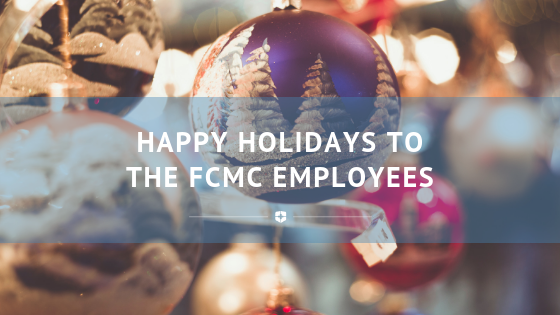A Holiday Thank You To The Employees Fcmc